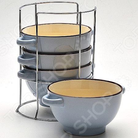 Набор супниц Mayer&amp;amp;Boch MB-22578Суповые тарелки<br>Набор супниц Mayer Boch MB-22578 - стильный и качественный набор, который станет отличным подарком для настоящих кулинаров. Каждой хозяйке известно, что посуда должна быть не только красивая, но и функциональная. Набор выполнен из качественной керамики - материала экологически чистого, а значит абсолютно безопасного. В керамической посуде блюда сохраняют свои вкусовые качества, кроме того она обладает термической и химической прочностью. Благодаря оригинальному дизайну, такие супницы отлично подойдут как для ежедневного использования, так и для праздничной сервировки стола. Супницу можно мыть как в ручную, так и в посудомоечной машине.<br>