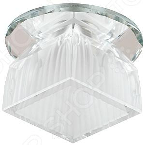 Подробнее о Светильник потолочный декоративный Эра DK48 SL/WH эра dk led 4 sl