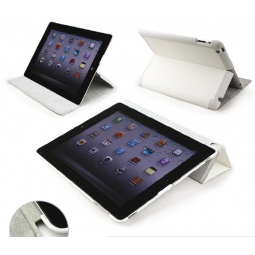 фото Чехол LaZarr Smart Case для Apple New iPad. Цвет: белый