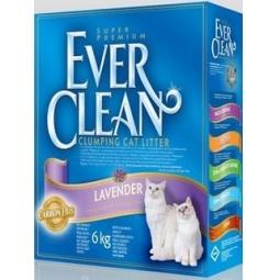 фото Наполнитель для кошачьего туалета Ever Clean Lavender 29900. Вес упаковки: 6 кг