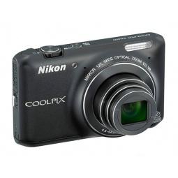 фото Фотокамера цифровая Nikon CoolPix S6400. Цвет: черный