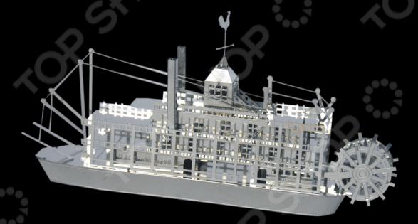 Пазл 3D мини TUCOOL «Теплоход»