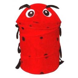 Купить Корзина для игрушек Shantou Gepai «Божья коровка»
