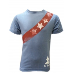 Купить Футболка детская Warrior Poet Red Writes The Blues SS T-Shirt