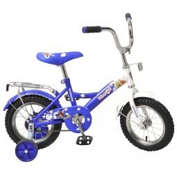 фото Велосипед детский Navigator «Ну, Погоди!». Цвет: белый, синий