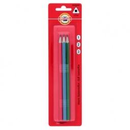 фото Набор карандашей простых Koh-I-Noor Triograph