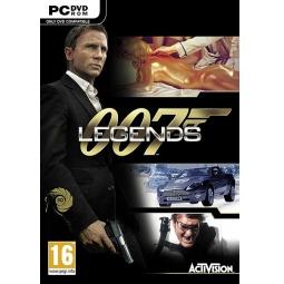 Купить Игра для PC Legends 007 (DVD box)