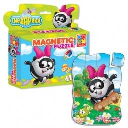 фото Пазл магнитный Vladi Toys «Смешарики. Панди»