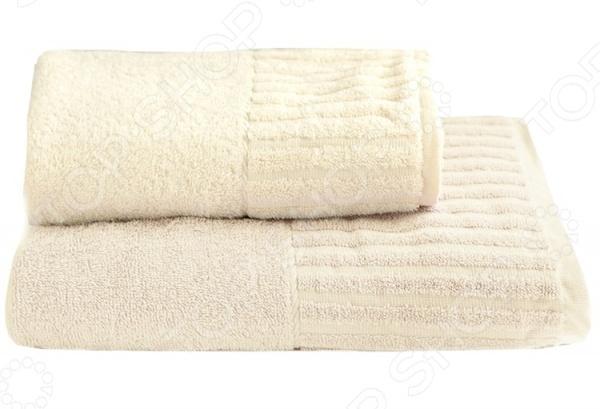 Полотенце махровое BONITA «Ваниль» махровое полотенце для кухни quelle bonita 1010687