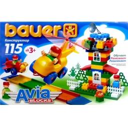 Купить Конструктор игровой Bauer «Авиа» 23085