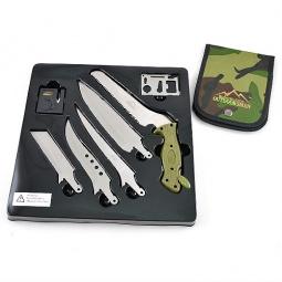 Купить Набор ножей BladeLock Outdoorsman