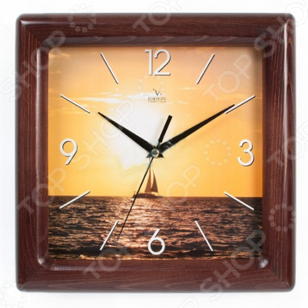 Часы настенные Вега Д 4 МД/7 77 albano обувь на шнурках