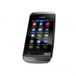 фото Мобильный телефон Nokia 306 Asha. Цвет: серебристый
