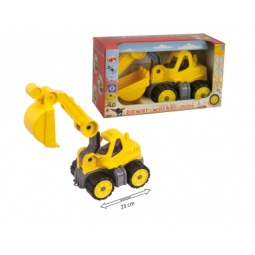 фото Экскаватор игрушечный BIG Power Worker 55802