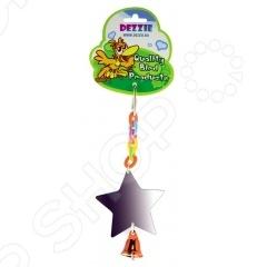 Игрушка для птиц DEZZIE «Звезда»