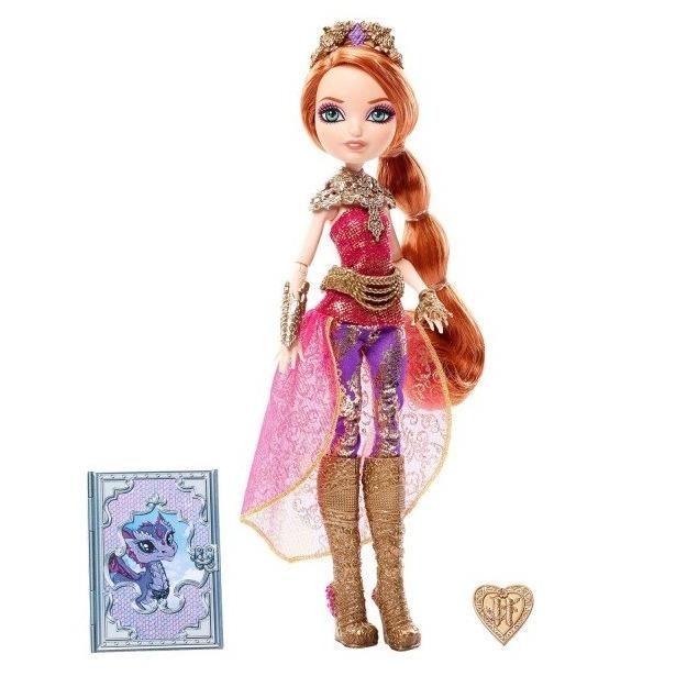 фото Кукла Mattel Ever after High Холли О'Хэйр