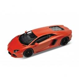 Купить Модель автомобиля 1:24 Welly Lamborghini Aventador. В ассортименте