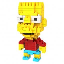 фото Конструктор-игрушка Loz «Барт - реальный пацан»