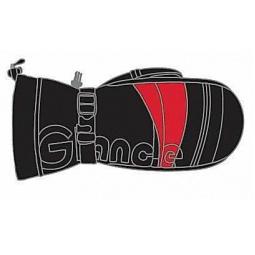 Купить Варежки GLANCE Element Mitten (2012-13). Цвет: черный, красный