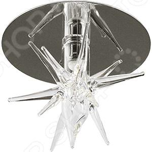все цены на Светильник декоративный потолочный Эра DK30 CH/WH онлайн