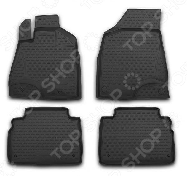 Комплект 3D ковриков в салон автомобиля Novline-Autofamily Toyota Camry 2006-2011Коврики в салон<br>Комплект 3D ковриков в салон автомобиля Novline Autofamily Toyota Camry 2006-2011 объемные коврики, созданные для сохранения чистоты в салоне автомобиля. Сделаны из плотного полиуретана, обладают повышенной прочностью, износостойкостью и очень удобны в использовании. Эти коврики станут неотъемлемой частью вашего автомобильного интерьера. Они очень удобны в обращении и не требуют особых условий чистки.<br>