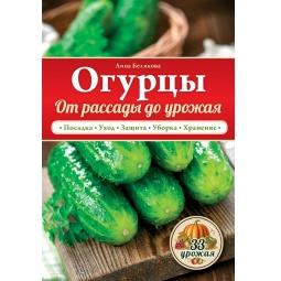 Купить Огурцы. От рассады до урожая