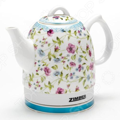 Чайник Zimber ZM-10985 чайник zimber zm 11032