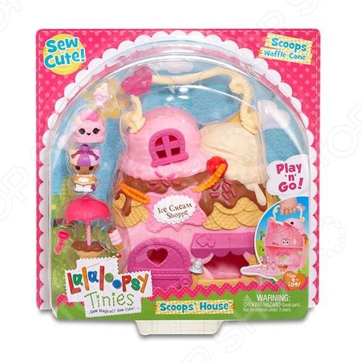 MGA Entertainment Набор игровой Lalaloopsy «Сливочный домик с малюткой»