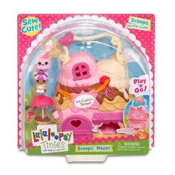 Купить Набор игровой Lalaloopsy «Сливочный домик с малюткой»