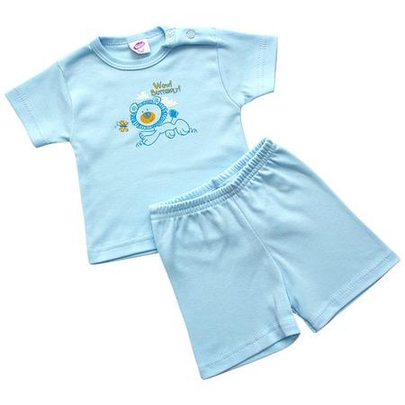 Купить Комплект для мальчика: футболка и шорты Kapriza ЯВ103889