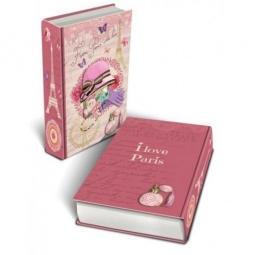 фото Книга-шкатулка Феникс-Презент «Французская дама»