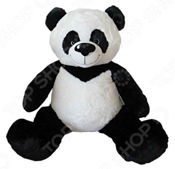 Мягкая игрушка Fluffy Family «Мишка Панда» мягкие кресла family кресло игрушка панда f 55
