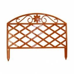 Купить Забор декоративный Альтернатива «Решетка». В ассортименте