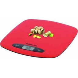 фото Весы кухонные Polaris PKS0537DL. Цвет: красный