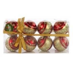 фото Набор новогодних шаров Новогодняя сказка 971523
