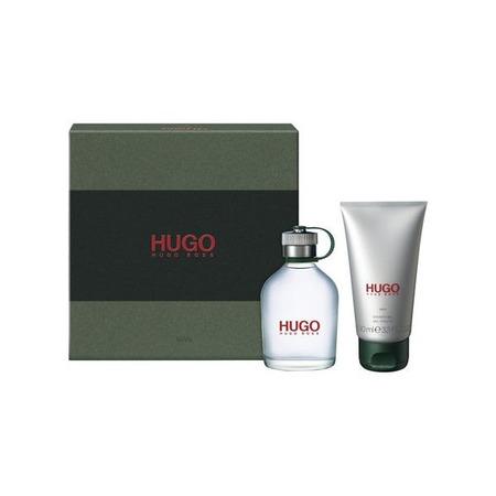 Купить Набор мужской: туалетная вода и гель для душа Hugo Boss Hugo Green, 100 мл, 75 мл