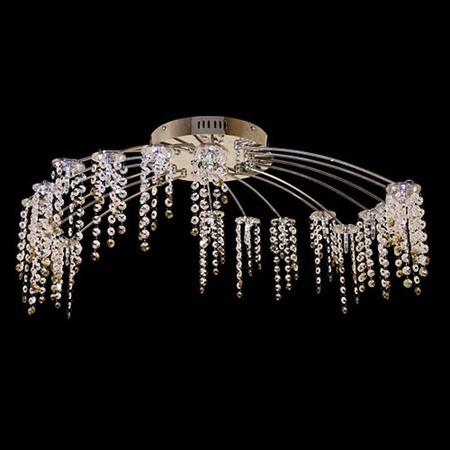 Купить Люстра потолочная MW-Light «Каскад» 244017618