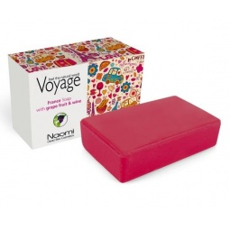 фото Мыло косметическое Bradex Voyage. France Soap With Grape Fruit & Wine
