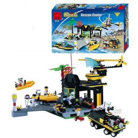 Купить Конструктор игровой Brick Rescue Center