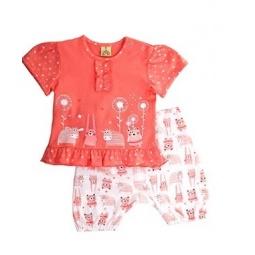 фото Комплект детский: кофточка и штанишки Свитанак 605987. Размер: 20. Возрастная группа: от 3 до 4 мес