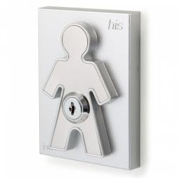 Купить Держатель для ключей с брелком J-me His