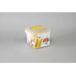 фото Контейнер вакуумный Stahlberg для продуктов. Цвет: желтый