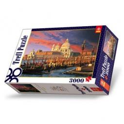 Купить Пазл 3000 элементов Trefl «Базилика Санта-Мария делла Салюте»