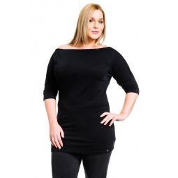 фото Туника Mondigo XL 8508. Цвет: черный. Размер одежды: 52