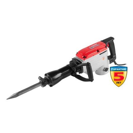 Купить Молоток отбойный Зубр «Бетонолом» ЗМ-40-1700 К