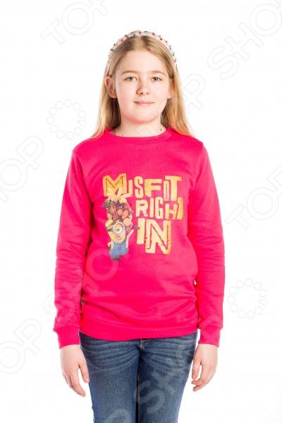 Джемпер для девочки Minions. Misfit Right In