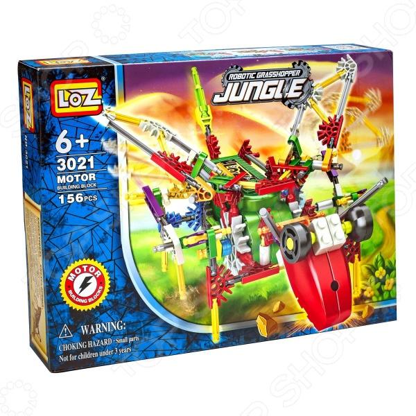 Конструктор электромеханический Loz IROBOT «Дракон»Другие виды конструкторов<br>Конструктор электромеханический Loz IROBOT Дракон крутой конструктор для маленьких строителей. Внутри коробки находятся детали, с помощью которых можно собрать своими руками полноценную игрушку. У игрушки есть специальный механизм с моторчиком, благодаря чему можно передвигать её по поверхности. Для работы этой игрушки понадобятся пару батареек типа АА в комплекте поставки нет батареек . В любом случае, этот конструктор способствует развитию инженерских навыков, воображения, умения использовать форму предмета, а также мелкой моторики рук. Кроме того, тренируется наблюдательность и логическое мышление. Рекомендуется детям от 6-ти лет.<br>