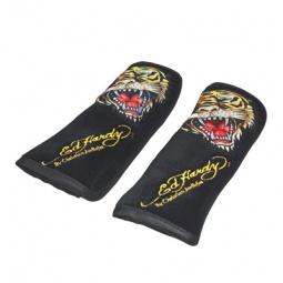 Купить Накладки на ремень безопасности ED Hardy EH-00224 Tiger