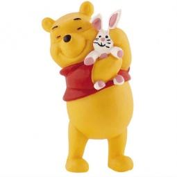 Купить Игрушка-фигурка Bullyland Винни и кролик