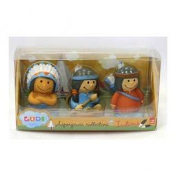 Купить Набор игрушек для ванны Ludi «Индейцы»